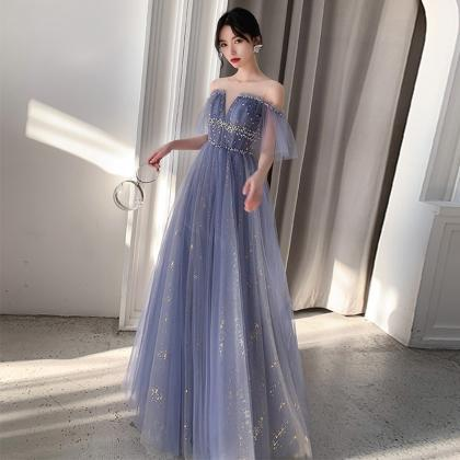 Sheer Neck Long Evening Gowns Pagea..