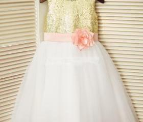 Flower Girl Dress wi..