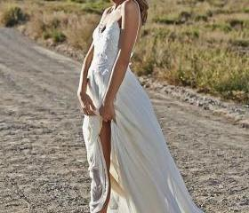 Summer Beach Bridal ..
