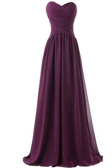Sleeveless Long Evening Gowns Formal Prom Dress Party Pageant
