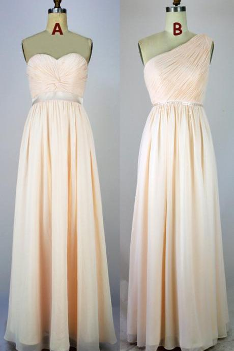 Pretty Bridesmaid Dresses 4 Style Available