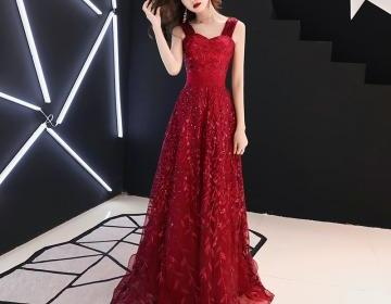 Off the Shoulder Long Evening Gowns Pageant Dresses